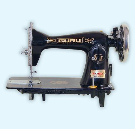 Domestic Lock Stitch Sewing Machine Guru Special Guru Enterprises Gorgeous Sewing Machines With Stitch Regulator